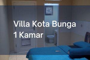 Villa Kota Bunga Cipanas 1 Kamar
